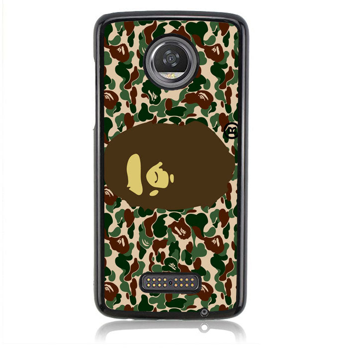 Aape Logo Wallpaper J0283 Motorola Moto Z2 Play Case