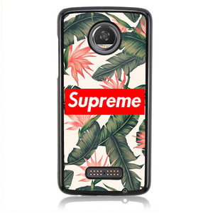 SUPREME BEACH J0341 Motorola Moto Z2 Play Case