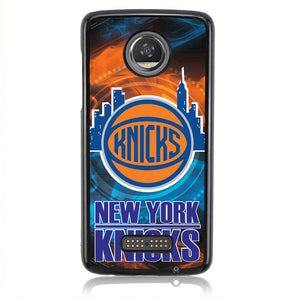 New York Knicks Wallpaper J0366 Motorola Moto Z2 Play Case