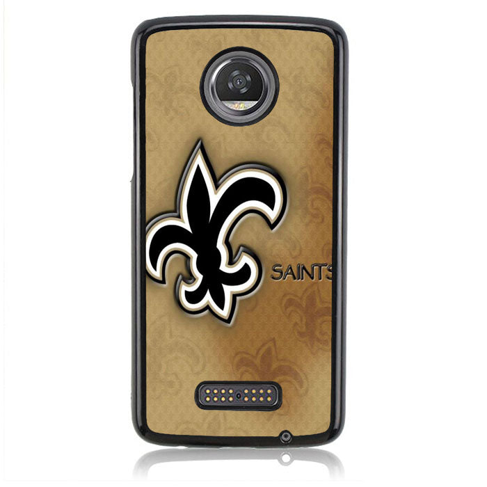 New Orleans Saints NFL  J0371 Motorola Moto Z2 Play Case