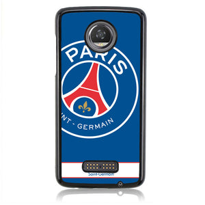 PARIS SAINT GERMAIN J0374 Motorola Moto Z2 Play Case