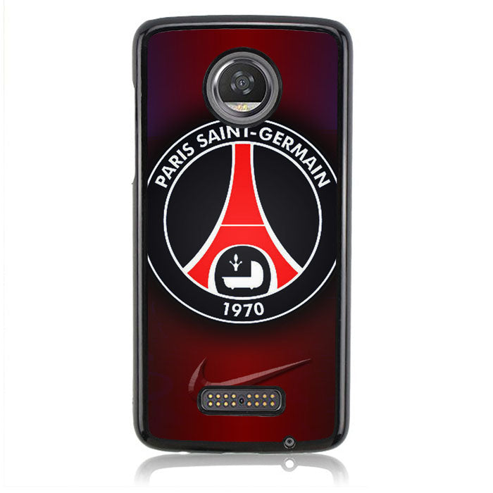 paris saint-germain J0378 Motorola Moto Z2 Play Case