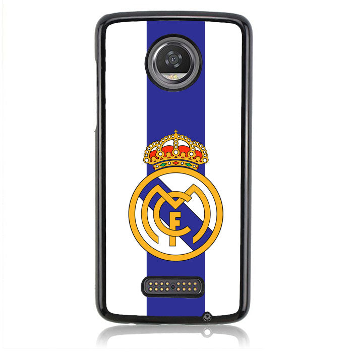 Real Madrid J0379 Motorola Moto Z2 Play Case