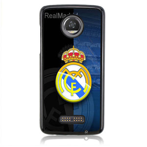 real madrid J0383 Motorola Moto Z2 Play Case