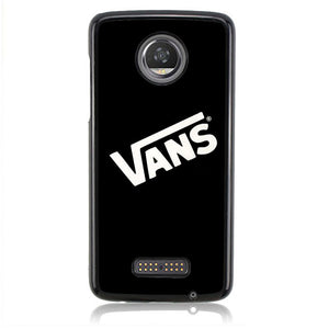 Vans Simple Logo J0398 Motorola Moto Z2 Play Case