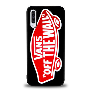 Logo Vans Off The Wall J0409 Samsung Galaxy A50 Case