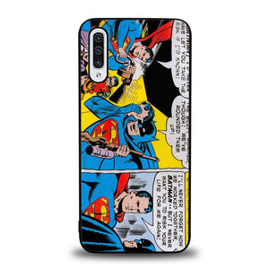 Batman And Superman J0602 Samsung Galaxy A50 Case