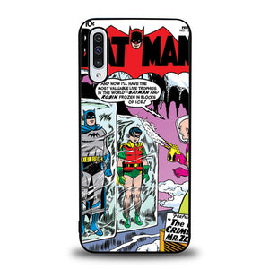 Batman Comic Cover J0619 Samsung Galaxy A50 Case