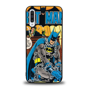 Batman on Punishmen J0625 Samsung Galaxy A50 Case
