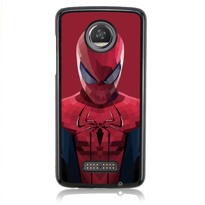 Spiderman J0643 Motorola Moto Z2 Play Case