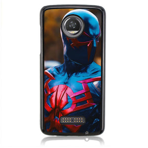 The Spiderman J0646 Motorola Moto Z2 Play Case