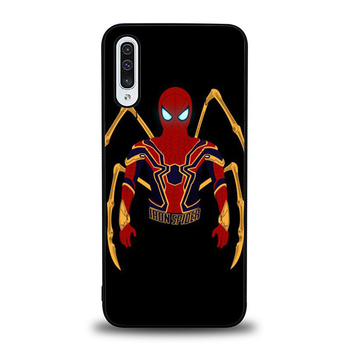 Iron Spiderman J0654 Samsung Galaxy A50 Case