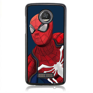 Spiderman J0667 Motorola Moto Z2 Play Case