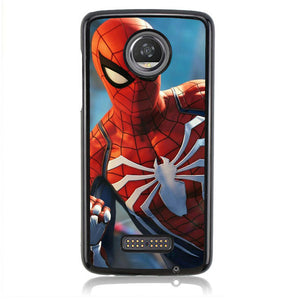 Spiderman WallpaperJ0670 Motorola Moto Z2 Play Case
