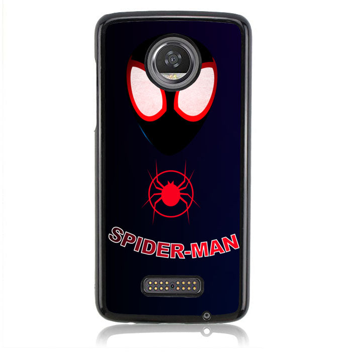 Spiderman J0679 Motorola Moto Z2 Play Case