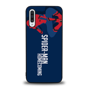 Spiderman Home Coming J0685 Samsung Galaxy A50 Case