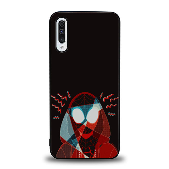Spiderman Black Red J0689 Samsung Galaxy A50 Case
