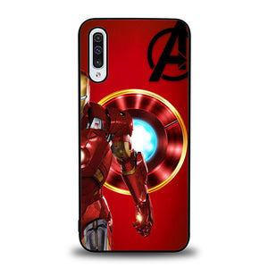 Iron Man Avengers J0697 Samsung Galaxy A50 Case