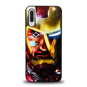 Iron Man J0700 Samsung Galaxy A50 Case