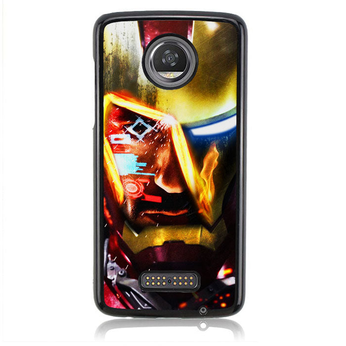 Iron Man J0700 Motorola Moto Z2 Play Case
