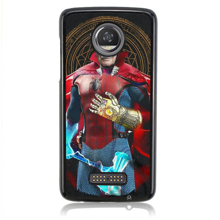 Stan Lee Legend J0722 Motorola Moto Z2 Play Case