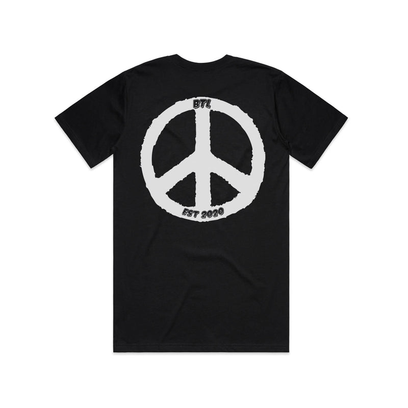 Peace Tee - White - ALL PROFITS TO LEBANESE RED CROSS