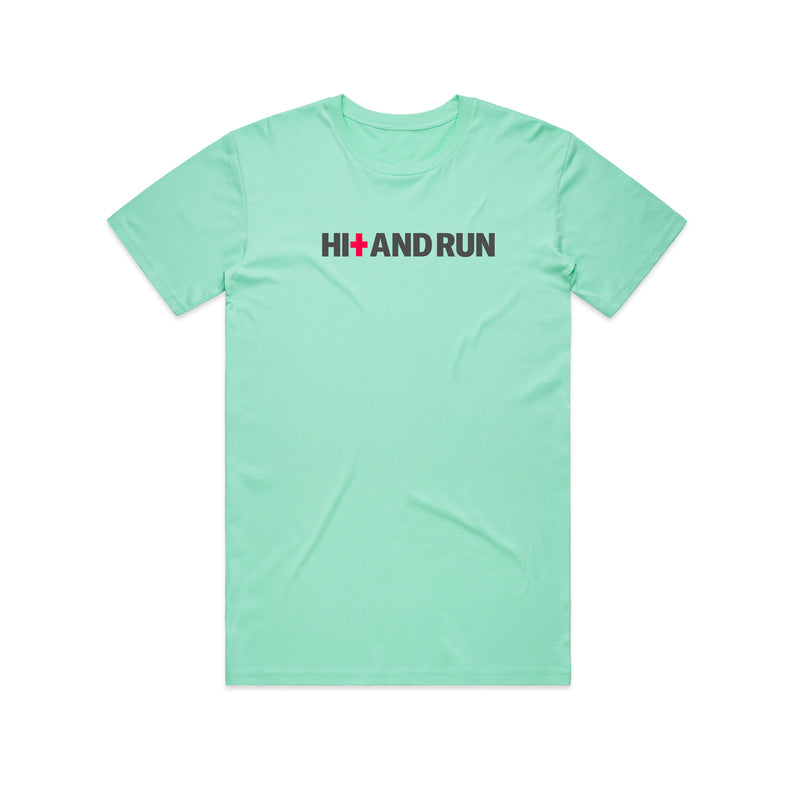 Hit and Run - Logo T