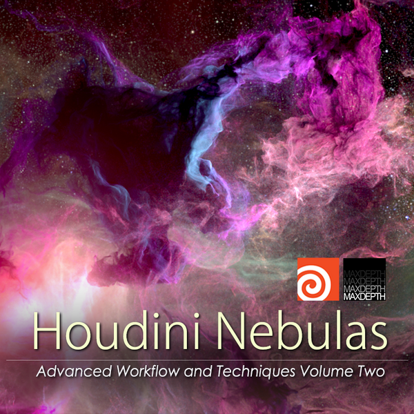 Houdini Nebulas Volume Two