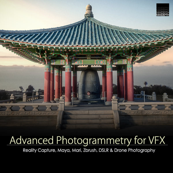 Advanced Photogrammetry for VFX