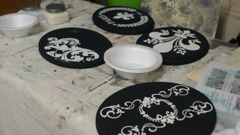 Embossing Workshop