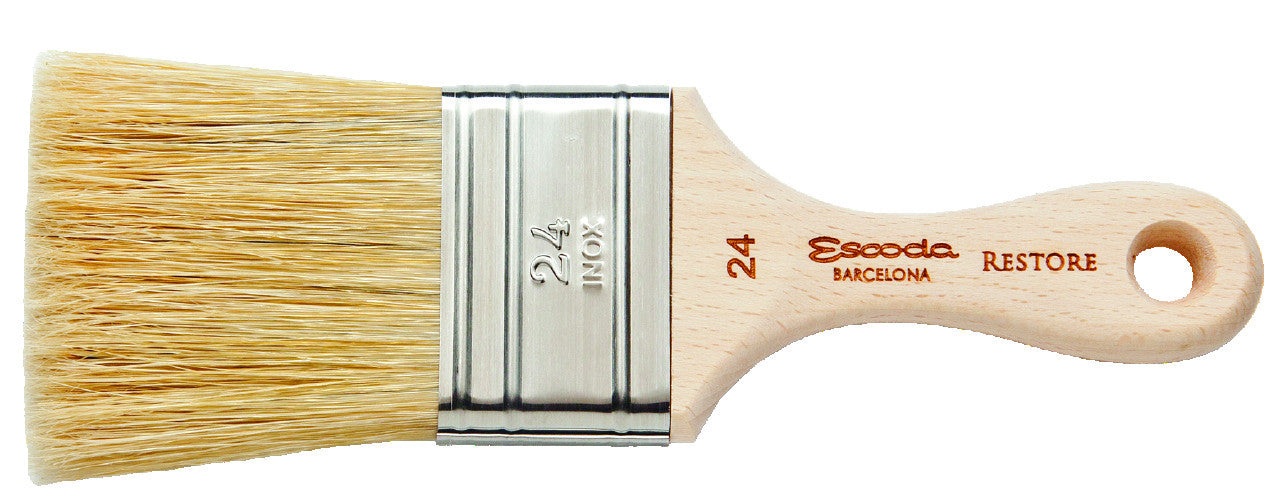 Chungking-Bristle Flat Brush 2""