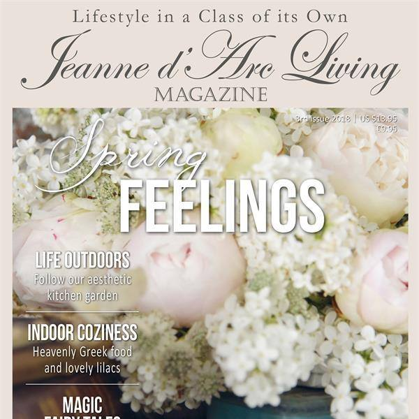 Local Pick-Up Only! Jeanne d'Arc Living subscription--8