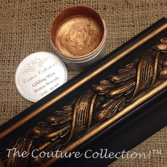 Gilding Wax--Paint Couture™