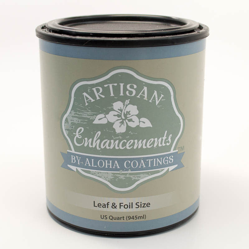 AE Leaf and Foil Size by Artisan Enhancements