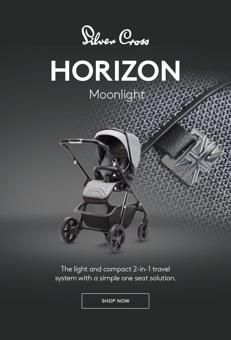 Silver Cross Horizon Pram