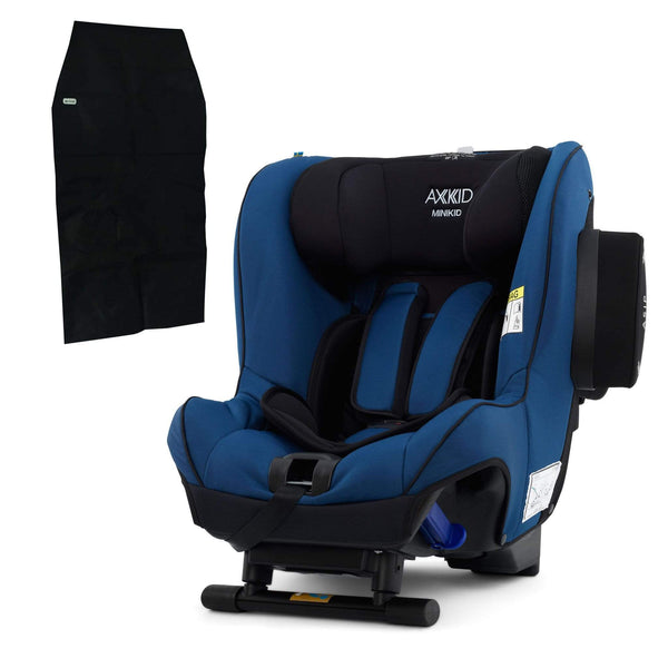 Axkid rear facing car seats Axkid Minikid Car Seat Sea with Free Seat Protector ZKAFFK8