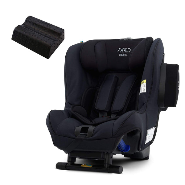 Axkid rear facing car seats Axkid Minikid Car Seat Tar & Free Car Seat Wedge OEZBJMW