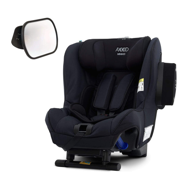 Axkid rear facing car seats Axkid Minikid Car Seat Tar with Free Baby Mirror KDNG1EI