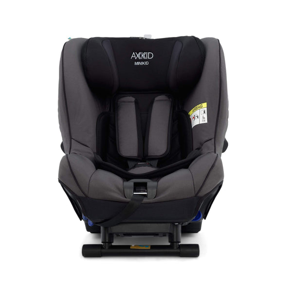 Axkid rear facing car seats Axkid Minikid ERF Car Seat 2018 Granite 22140217