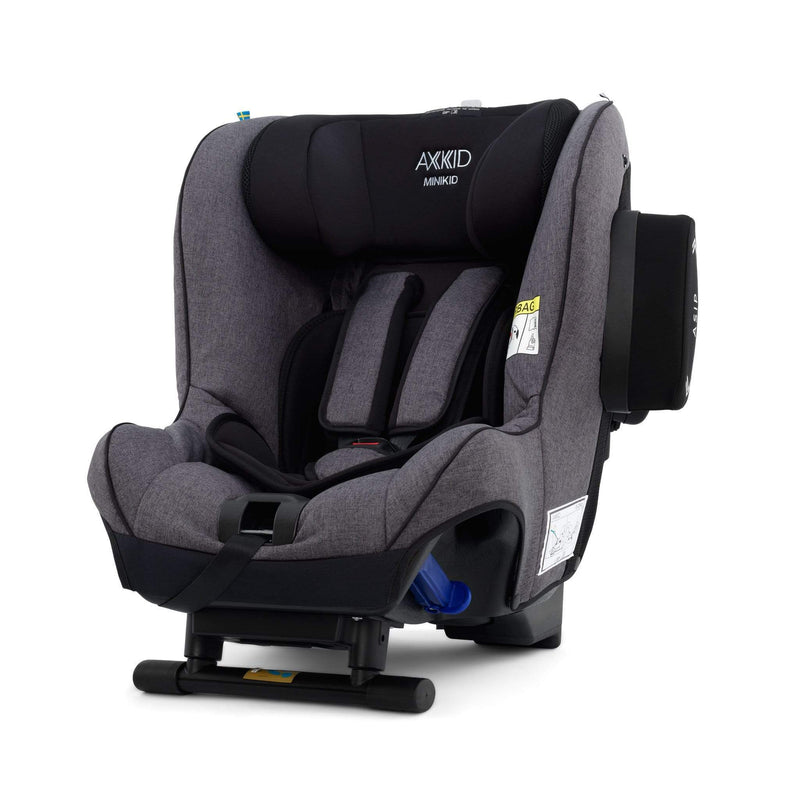 Axkid rear facing car seats Axkid Minikid ERF Car Seat 2018 Premium Granite Melange 22140222