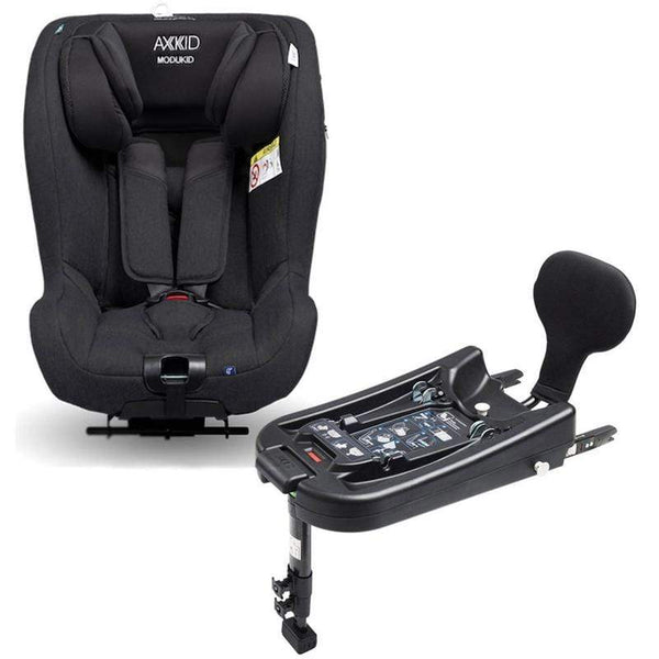 Axkid rear facing car seats Axkid Modukid i-Size Car Seat & Base Black 4FAFS9B