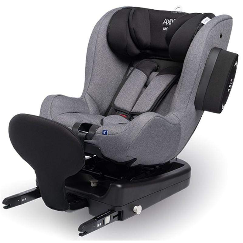 Axkid rear facing car seats Axkid Modukid i-Size Car Seat & Base Grey DCGBBH4