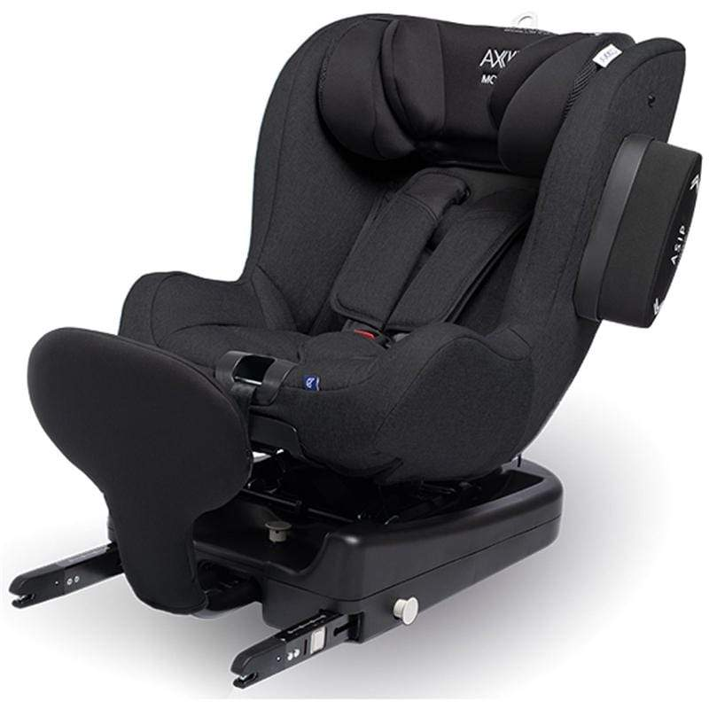 Axkid rear facing car seats Axkid Modukid i-Size Car Seat Black 24100003