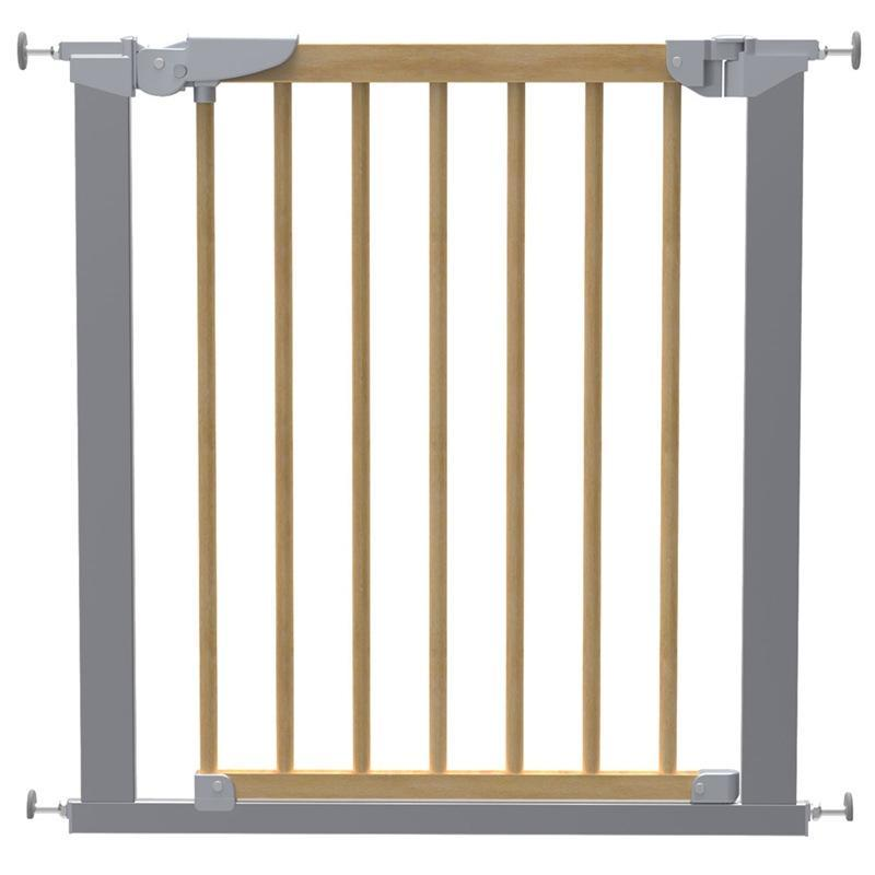 Baby Dan safety gates Baby Dan Avantgarde Safety Gate Silver Beech 53217-5790-01
