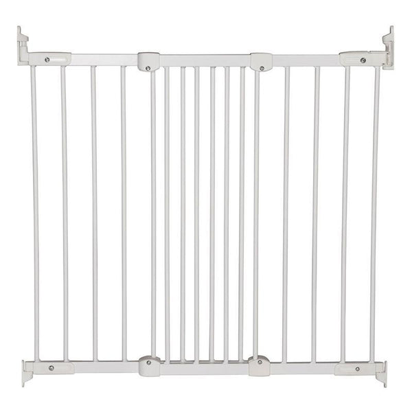 Baby Dan safety gates Baby Dan Flexifit Metal Safety Gate 55114-5400-10
