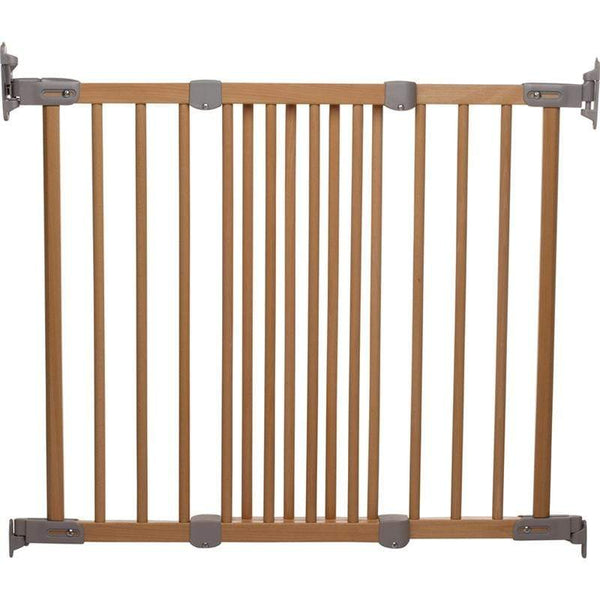 Baby Dan safety gates Baby Dan Flexifit Wooden Safety Gate 55012-5700-10