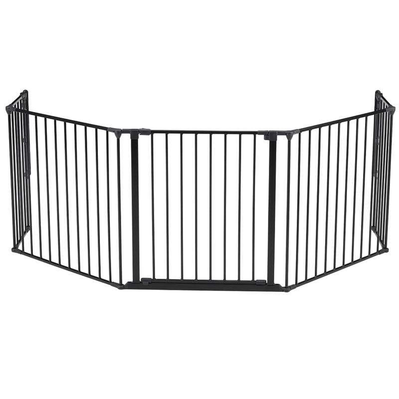 Baby Dan safety gates Baby Dan Hearth/ Configure XL Safety Gate Black 56816-10600-10