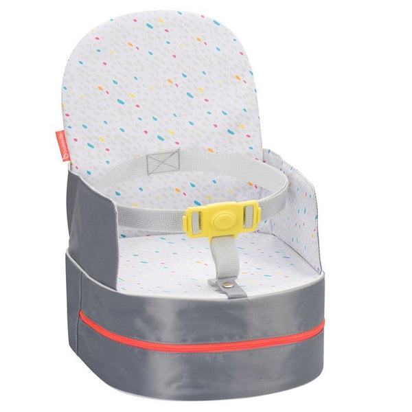 Babymoov baby low chairs Babymoov Badabulle Travel Booster Seat Grey B009404