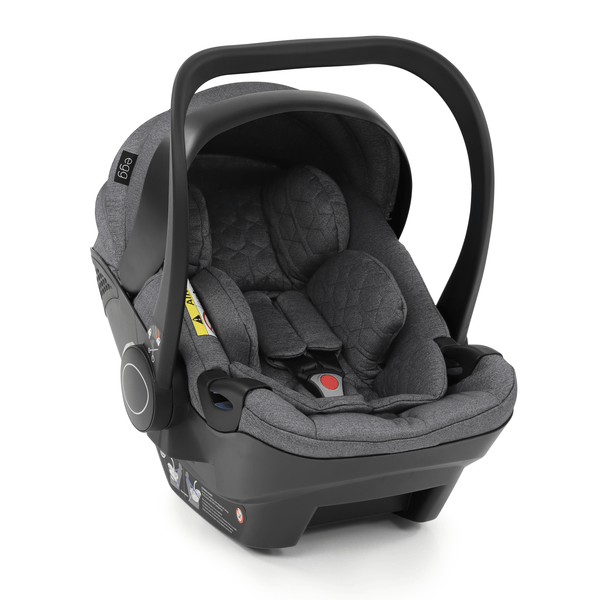 BabyStyle baby car seats egg Shell i-Size Infant Car Seat Quartz E2CSQU