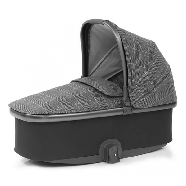 BabyStyle baby carrycots Babystyle Oyster3 Carrycot Manhattan Grey O3CCMA